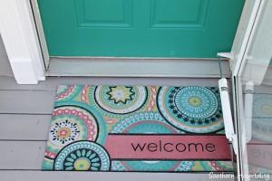 target-welcome-mat