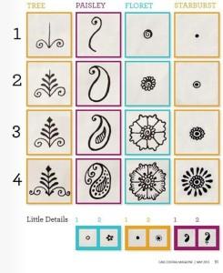 Henna Designs - Part 1