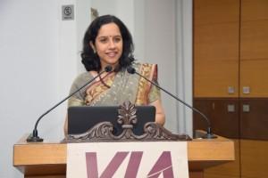 Namita at Vidarbha Industries Association